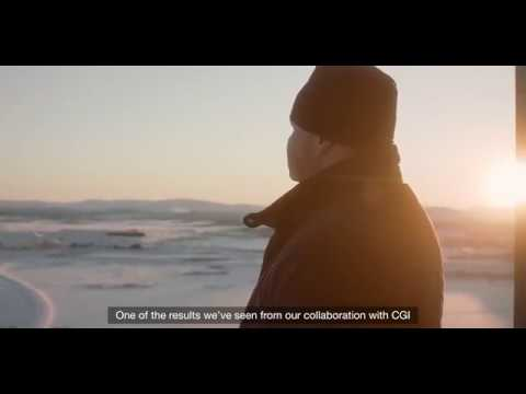 "Transforming Kiruna, Sweden, with help from CGI's ""Hidden Ci"