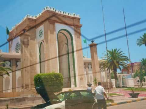 monuments of Tripoli and the night of the medina. My Libya 2