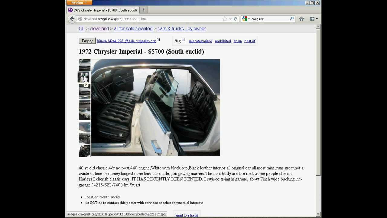 Canton ohio craigslist boo lol 7