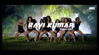 Priyanka Chopra Feat. Pitbull - Exotic | Dj Raj Remix | Video Edit Version