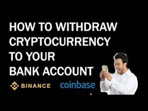 how do i withdraw money from cryptocurrency