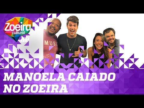 MANOELA CAIADO NO ZOEIRA CULTURAL - COM ERIC SURITA, ADRILLES JORGE E DON QUIYAN