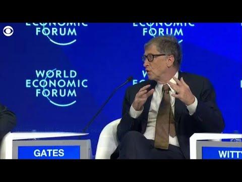 Bill Gates donates millions to combat Alzheimer's
