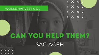 Can you help these 30 needy children in Aceh?