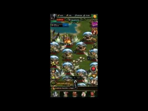 Clash Of King - Kingdom Conquest K228 & K411 COK