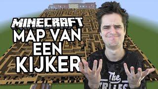 IK MAG NIKS DOEN! - Minecraft Map van een Kijker