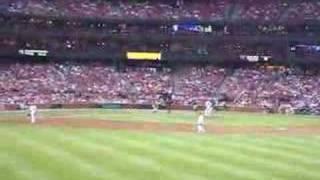 St. Louis Cardinals vs. San Diego Padres - 08/06/07
