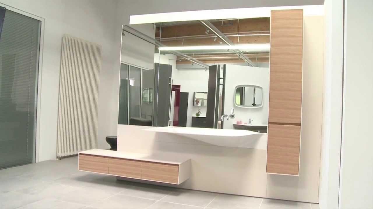 Badezimmer beispiele mit schrage innenarchitektur und for Badezimmer beispiele