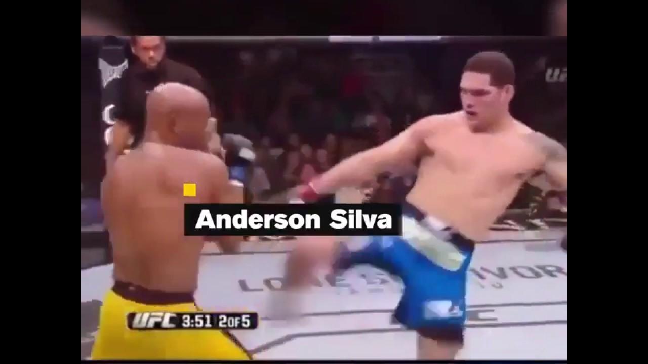 Eminem Anderson Silva