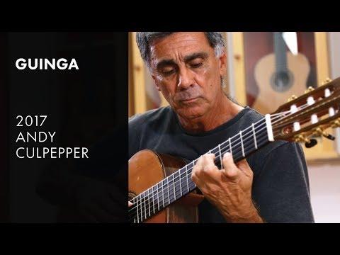 Choro Breve - Guinga plays 2017 Andy Culpepper
