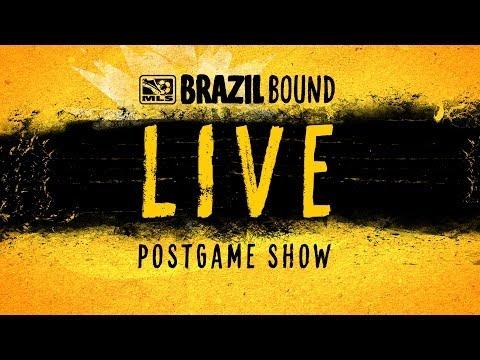 USA vs Belgium Postgame Show | Brazil Bound