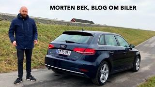 TEST Audi A3 Sportback 1,0 TFSI (Danish)