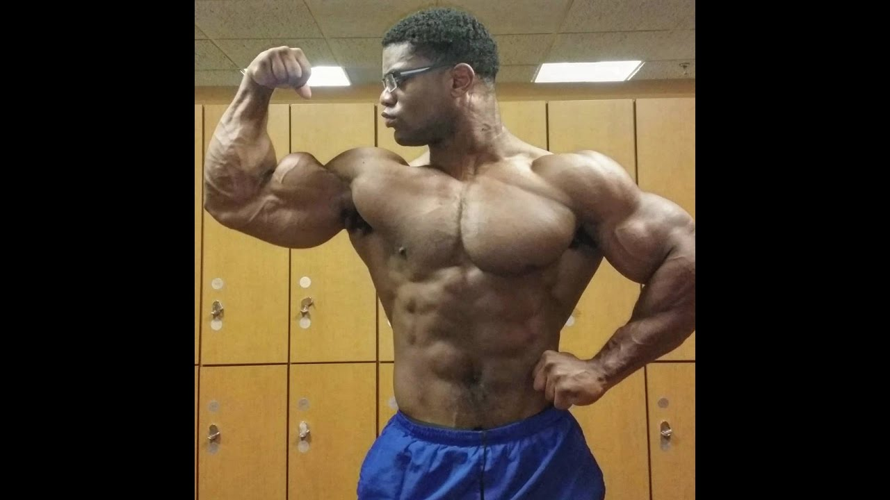 The Super Natural Interview : Donte Franklin !!! - YouTube