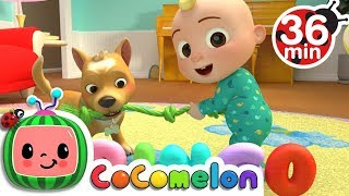 Bingo | +More Nursery Rhymes & Kids Songs - Cocomelon (ABCkidTV) thumbnail
