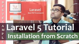 Laravel 5 Tutorial for Beginners (Installation from Scratch) | Composer ? | Part-2 ????