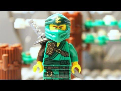Download LEGO Ninjago Forbidden - Episode 6: Into The Ice