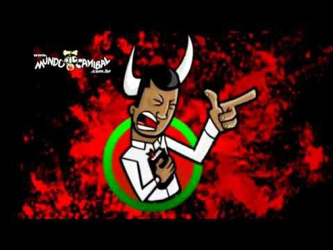 videos do mundo canibal pastor metralhadora para