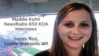Interviews for Newsradio 850 KOA