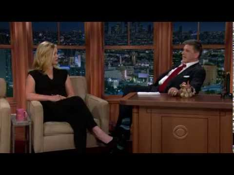 Julia Stiles full interview on Craig Ferguson Show