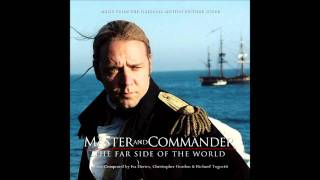 Master and Commander- Fantasia on a Theme by Thomas Tallis, composed by Ralph Vaughn Williams