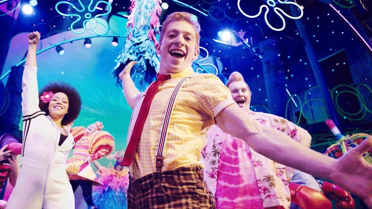 🎶 Musical Medley 🎶   SpongeBob SquarePants, The Broadway Musical