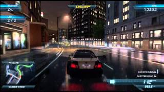 Need For Speed Most Wanted (2012) | BMW M3 GTR | Inner City Pressure Circuit Race
