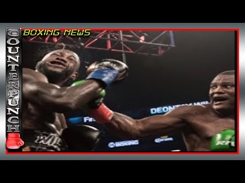 DEONTAY WILDER VS LUIS ORTIZ  2  IF NO ANTHONY JOSHUA FIGHT