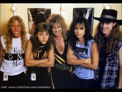Metallica - Whiplash - Tuned Down To C (Instrumental Version)