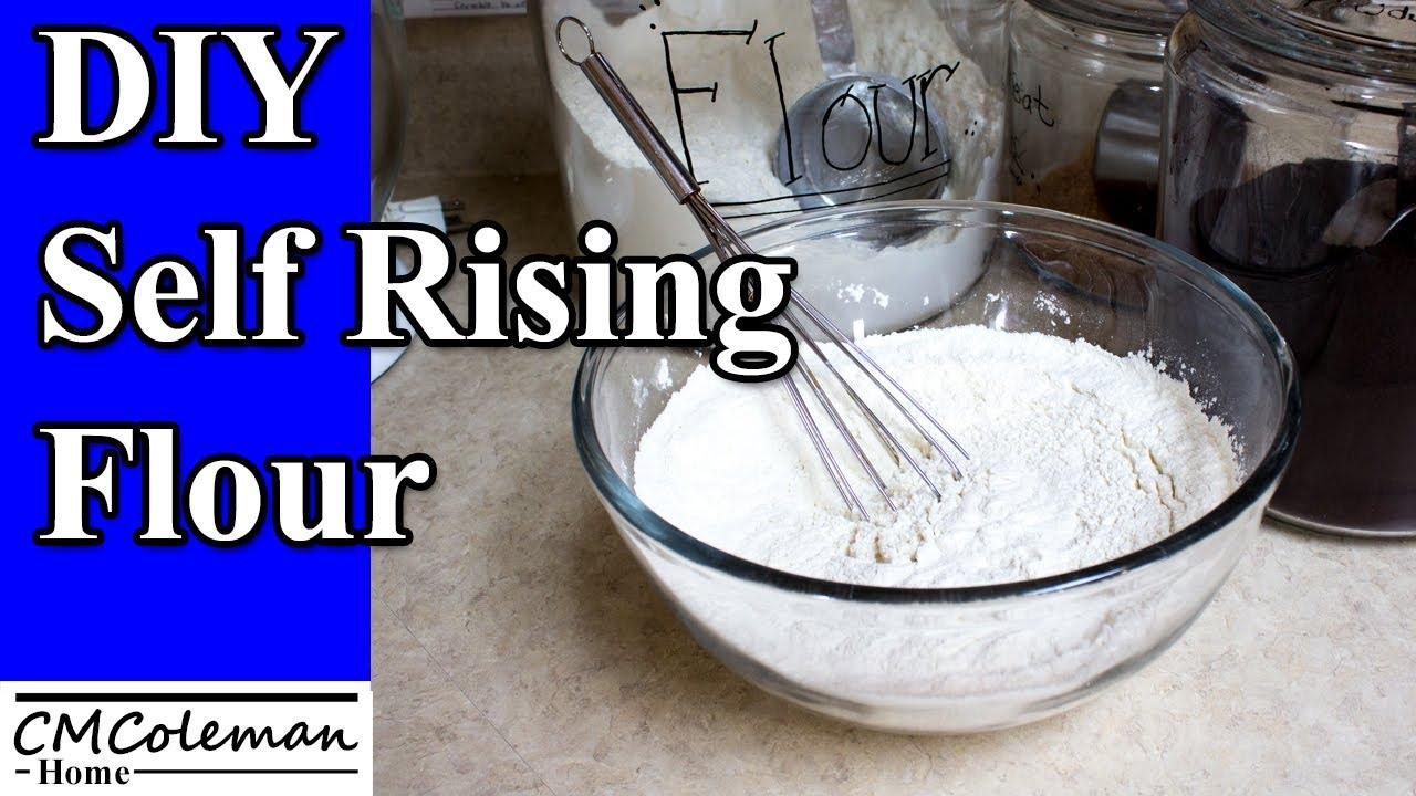 how to prepare self rising flour