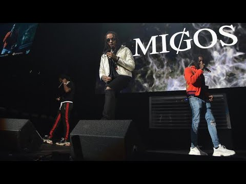 Migos perform Get Right Witcha live from Vancouver! (11/4/18)
