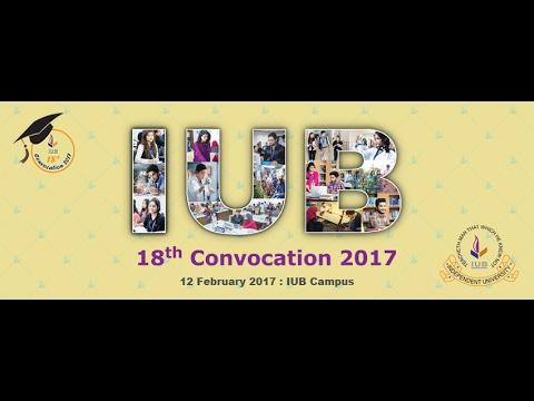 18th Convocation, 2017