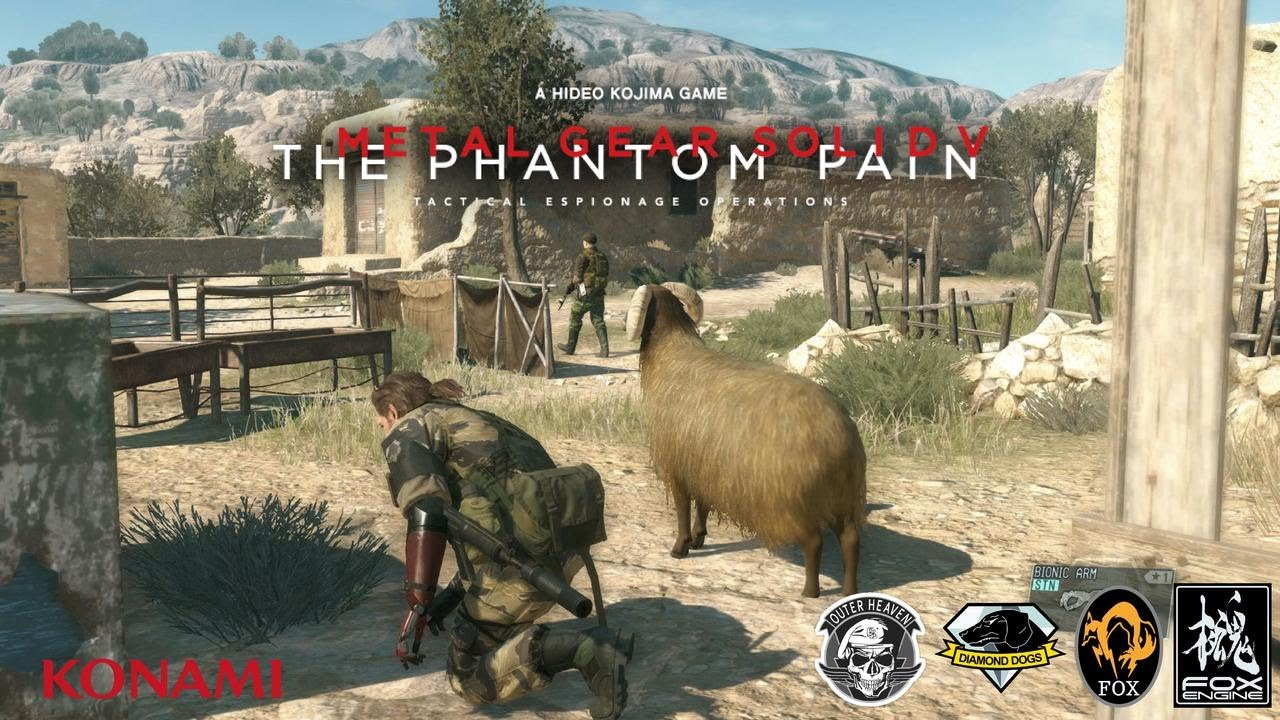 Mgsv Tpp Side Ops 47 Extract The Little Lost Sheep No Traces