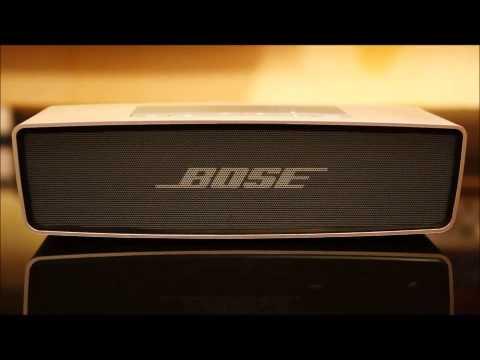 รีวิว ลำโพง Bose SoundLink Mini มิติเบสทุ้มนุ่มลึกอย่างน่าประทับใจและมีเนื้อเสียงที่ไพเราะดีมากๆ