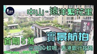 遠洋繁花里|首期5萬|大灣區一小時生活圈|配套設施齊全|香港銀行按揭