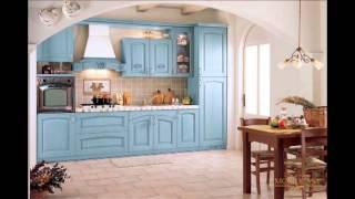 Итальянские кухни Barchessa фабрики AR-TRE (Azzurro)