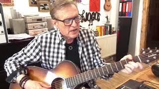 Reinhard Mey - Das Raunen in den Bäumen - Unplugged mit Akustik-Gitarre