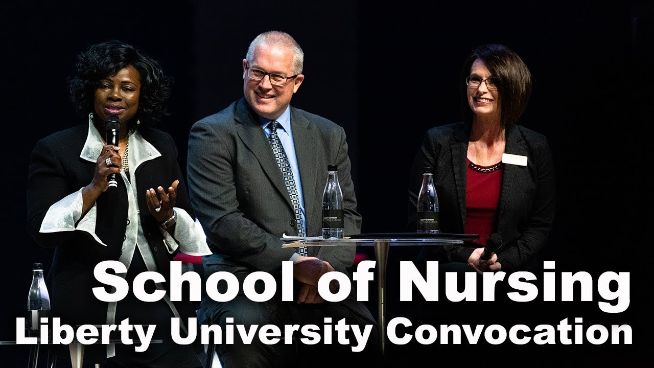 School of Nursing – Liberty University Convocation
