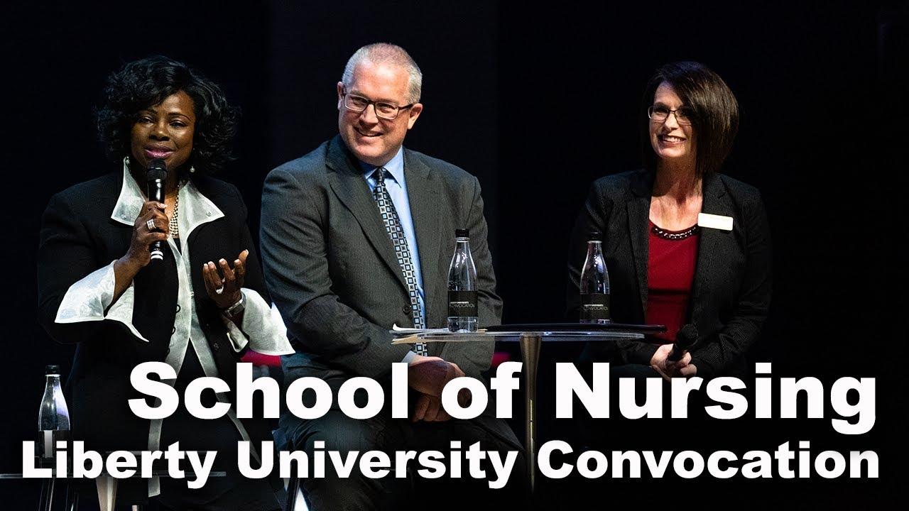 School of Nursing - Liberty University Convocation