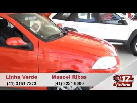 04fad2f46 Promoção Siena - Via Porto Fiat Curitiba - YouTube