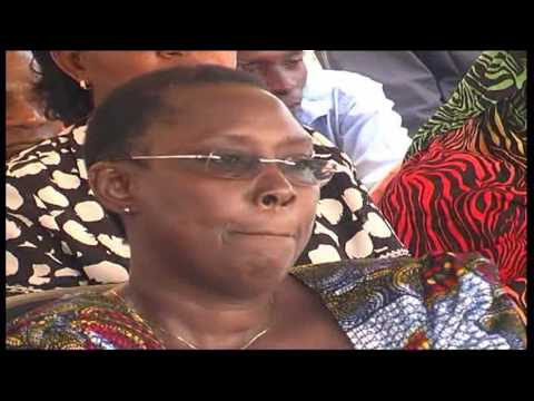 2016 Kwale County World Food Day Celebrations Part 3