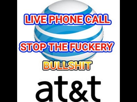 Live AT&T Experience:  Rep Tries To Sell Me Service- HELL NO 2016
