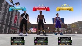 NBA 2k19 BLOW out