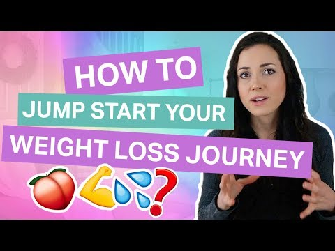 HERE'S WHAT TO DO TO SUCCESSFULLY START YOUR WEIGHT LOSS JOURNEY