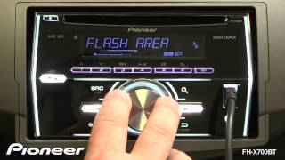 How To - FH-X700BT - MIXTRAX