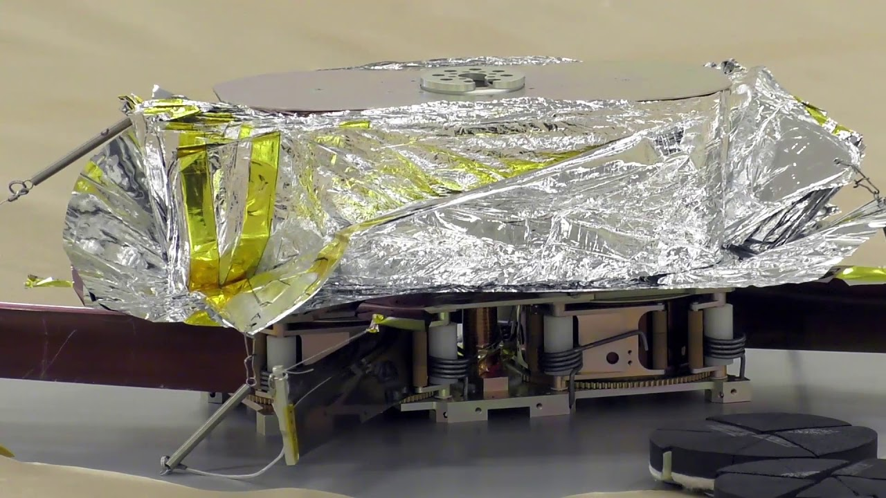 NEA Scout unfurls solar sail for full-scale test   The