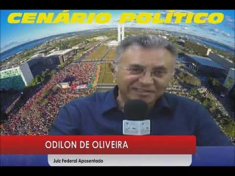 MENSAGEM DE ANIVERSÁRIO 5 ANOS DA TV Pantanal MS: Juiz Federal Aposentado ODILON DE OLIVEIRA