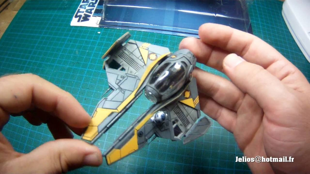 Revell 1:58 Star Wars Anakin´s Jedi Starfighter