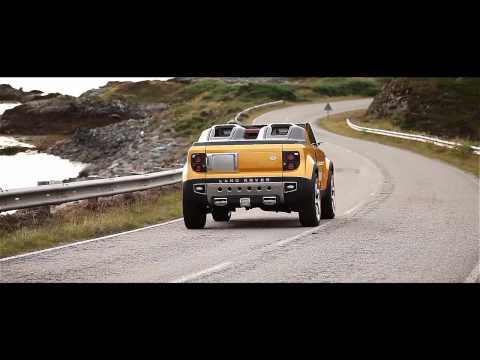 Land Rover DC100 Sport - Drive