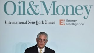 Tillerson Would Conduct U.S. Foreign Policy in the Interest of Oil and Natural Gas