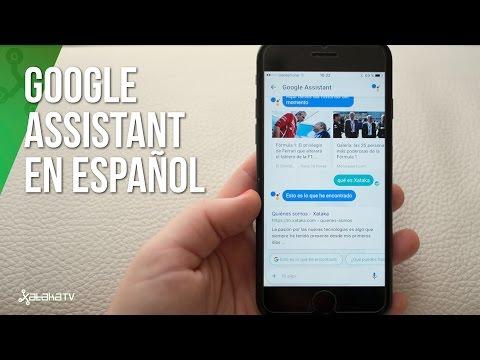 Google Assistant: ahora en español